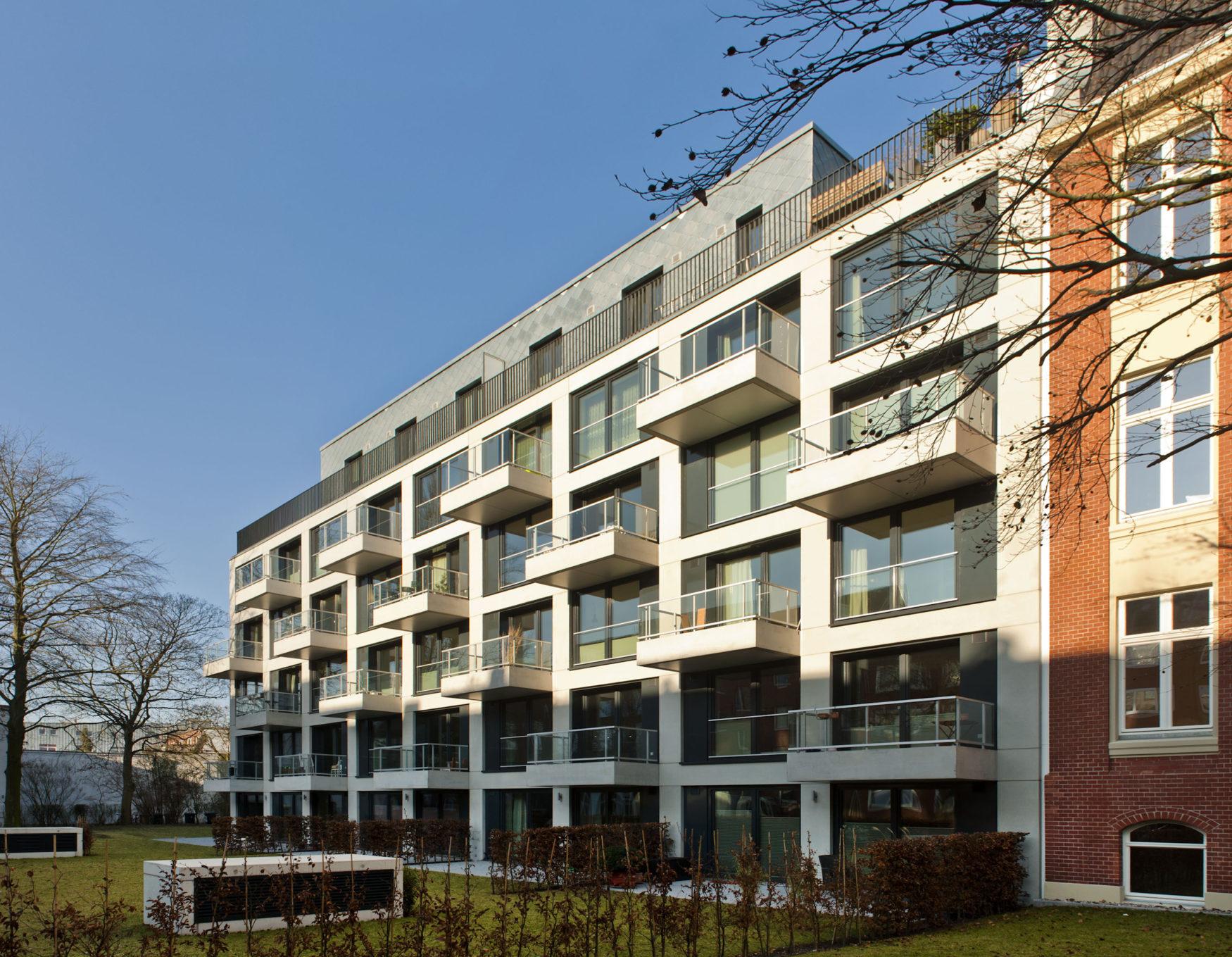 Friedrichsberger Lofts, Hamburg
