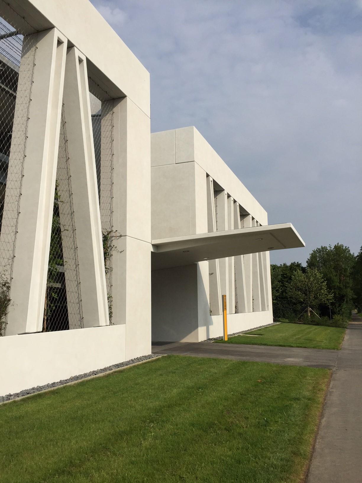 Parkhaus Sartorius, Göttingen