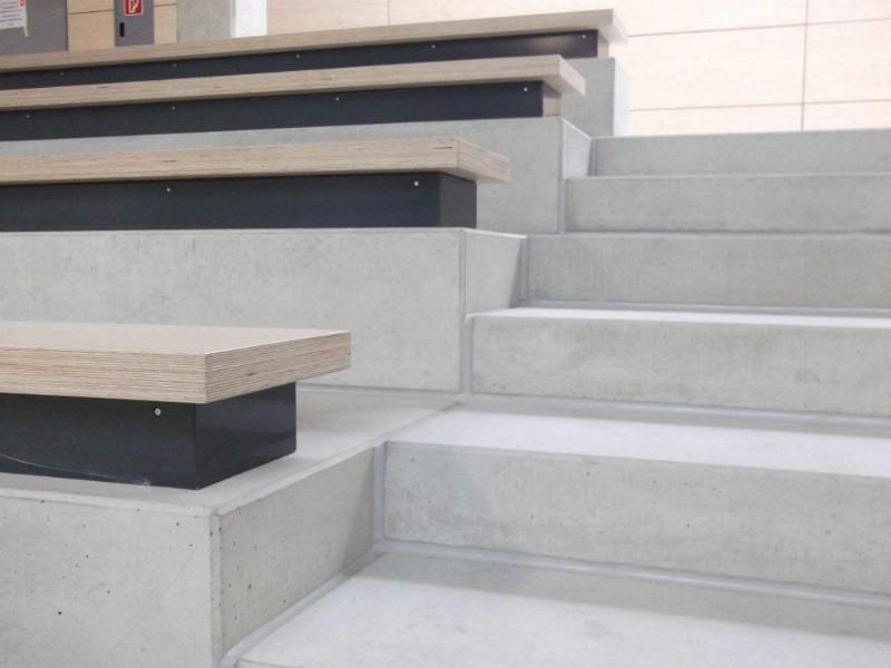oberfl chen von sichtbeton stanecker betonfertigteilwerk gmbh. Black Bedroom Furniture Sets. Home Design Ideas