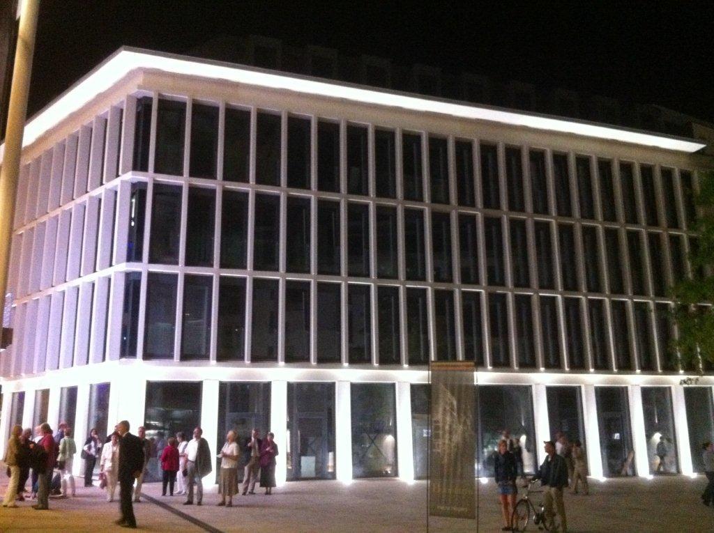 Geschäftshaus Neue Mitte, Paderborn