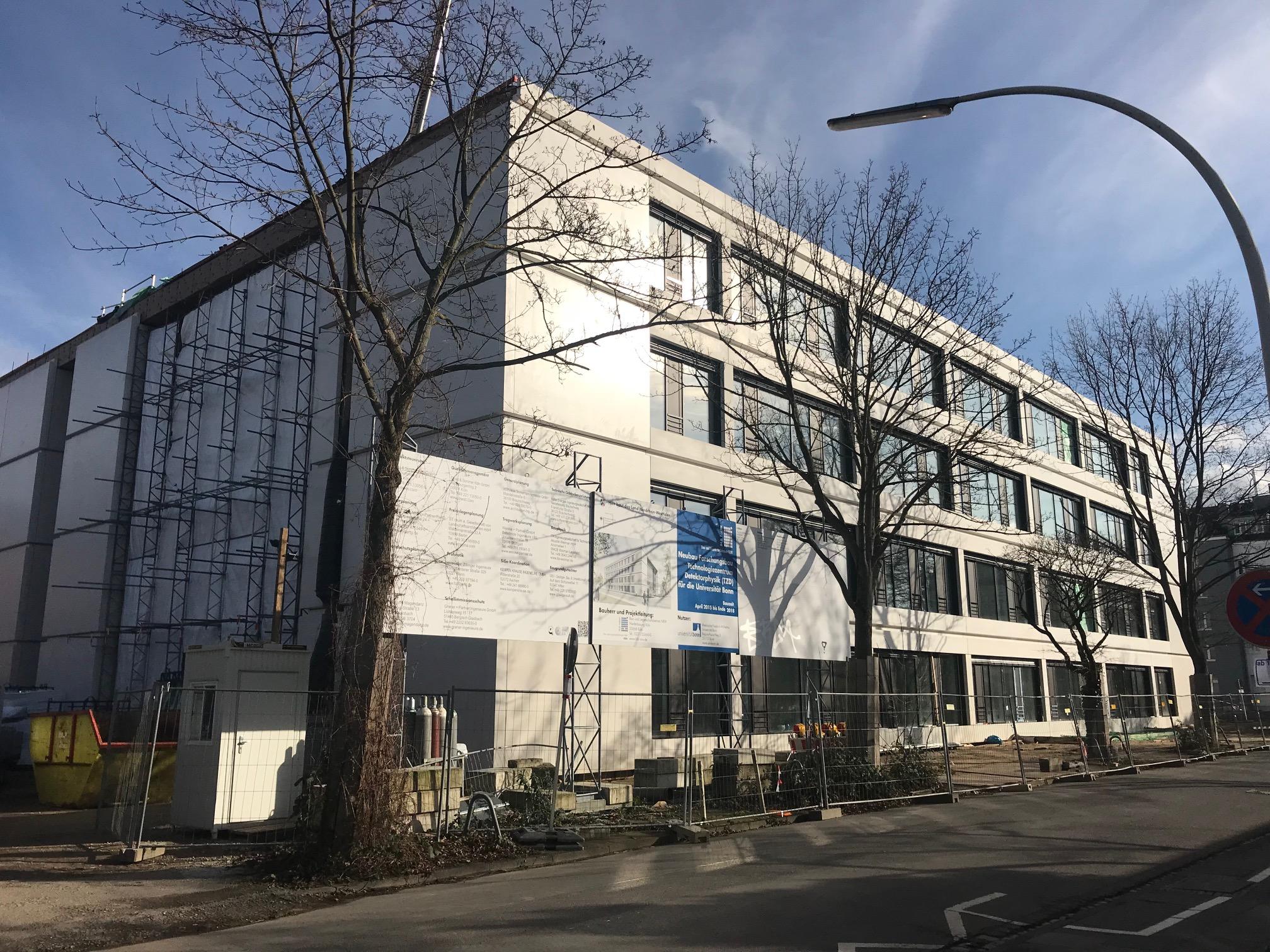 Universität, Bonn