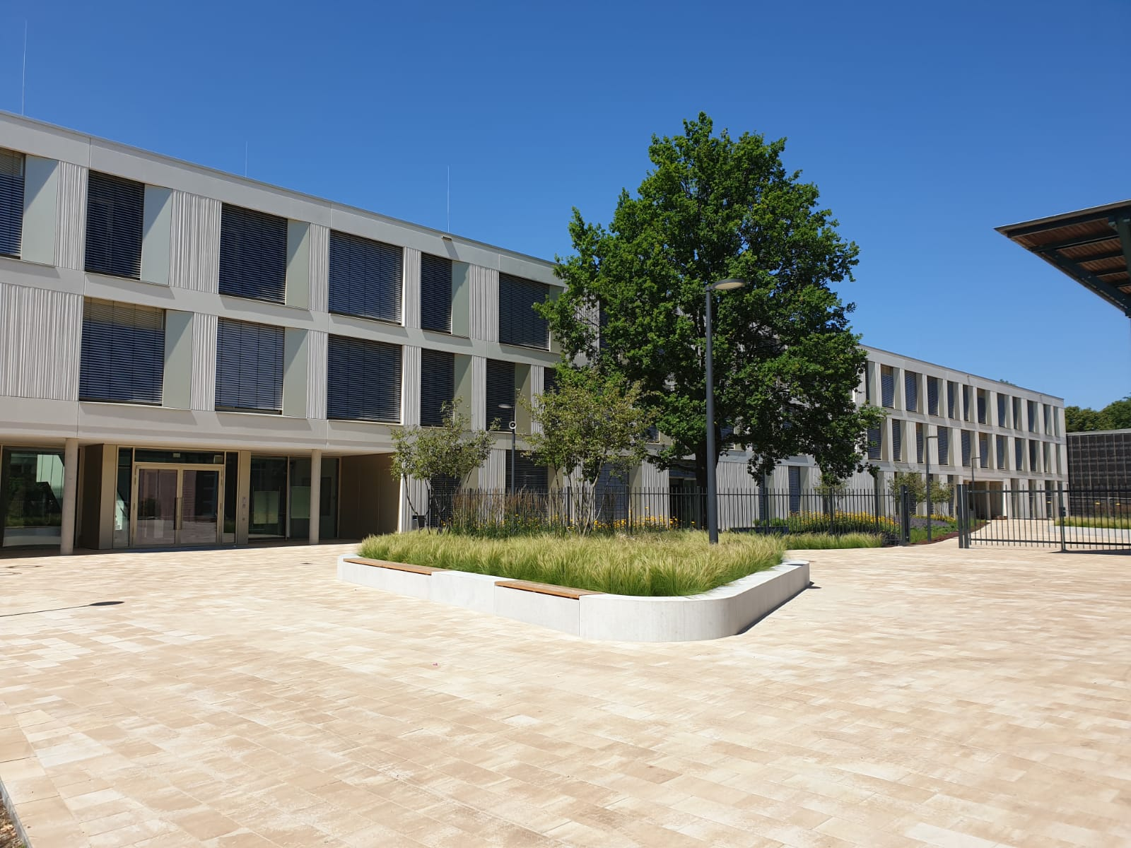 Förderzentrum auf der Bult, Hannover